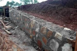 Muri di contenimento dei terrazzi